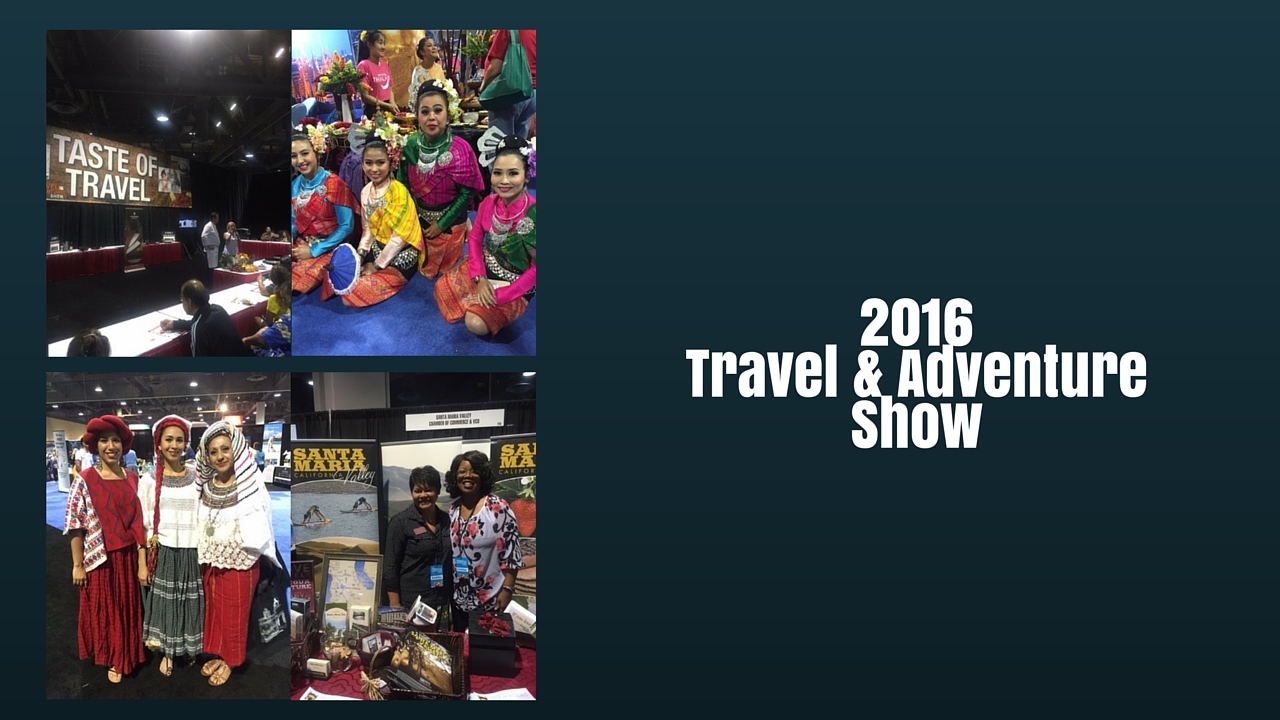 Travel and Adv Show Header