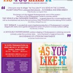 """""""As You Like It"""" by The Shakespeare Center of Los Angeles"""