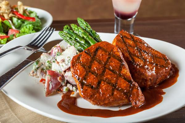 BBQ Pork Chops | Ztejas