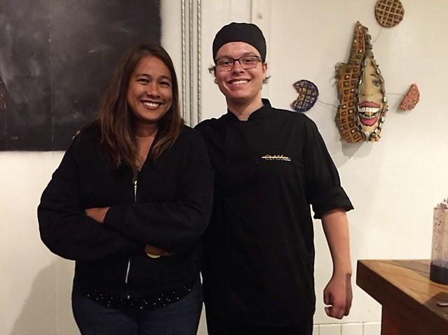 Noah Rosen | Class Kitchen | OCHSA student